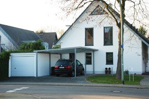 garage blechgarage oder carport was ist sinnvoller. Black Bedroom Furniture Sets. Home Design Ideas